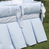 Lulla Smith Santa Cruz Seersucker Crib Bedding