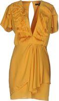 Elisabetta Franchi Short dresses - Item 34780798