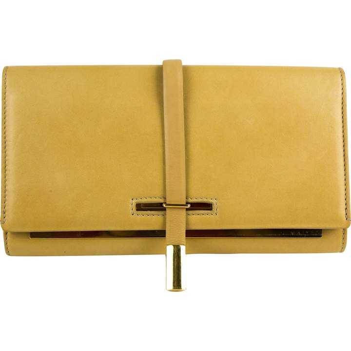 Maiyet Leather clutch bag