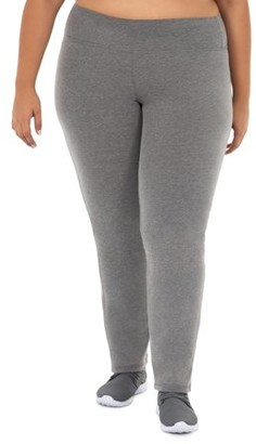 Athletic Works Women's Plus Size Core Active Relaxed Fit Sweatpants