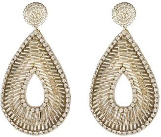 Deepa Gurnani Deepa By Abia Earrings