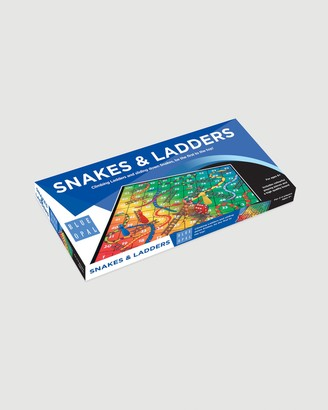 Blue Opal - Blue Games - Snakes and Ladders Game - 6+ Years - Size One Size at The Iconic