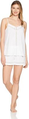 Hanro Women's Hazel Short Pajama Set