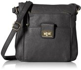 MG Collection Travel Shoulder Convertible Cross-Body Bag