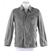 Philipp Plein Green Cotton Jacket for Women