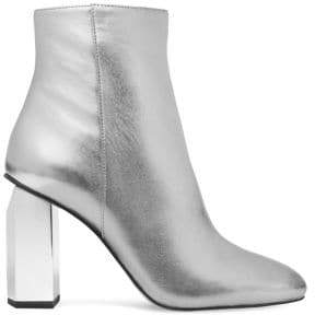 MICHAEL Michael Kors Petra Leather Booties