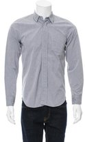 Jil Sander Point Collar Button-Up Shirt