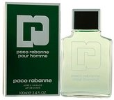 Paco Rabanne By For Men. Aftershave 3.4 Ounces