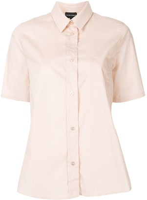 Emporio Armani Chest Pocket Shirt