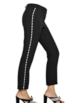 Moschino Techno Cady Trousers