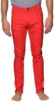 Victorious Men's Skinny Fit Color Stretch Jeans DL937 - 28/30