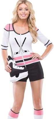 Coquette Women's Hockey Player