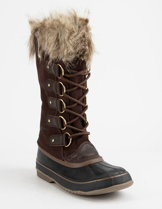 Sorel Joan Of Artic Cattail Womens Boots