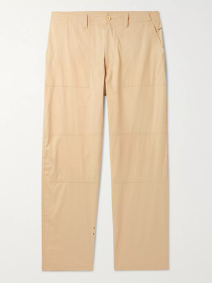 Pop Trading Company Cotton-Blend Trousers