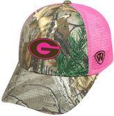 Top of the World Adult Georgia Bulldogs Sneak Realtree Snapback Cap