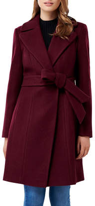 Forever New Ariel Fitted Coat