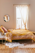Urban Outfitters Zula Rug Print Duvet Cover