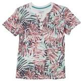 Lucky Brand Boys' Paradise Fronds Henley.