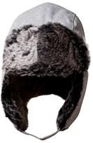 Molo Natt Hat In Grey Melange