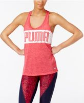Puma dryCELL Cross-Back Graphic Tank Top