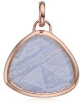 Monica Vinader Women's Siren Semiprecious Stone Pendant