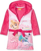 Nickelodeon Girl's Paw Patrol Sky Everest Dressing Gown