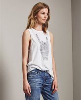 AG Jeans The Serena Tank