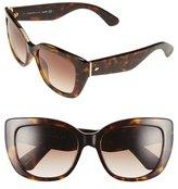 Kate Spade 'andris' 54mm Sunglasses
