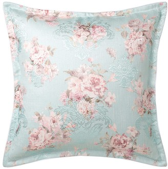 Platinum Collection Montara Mint European Pillowcase 65 x 65cm