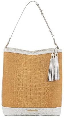Brahmin Bijou Large Amelia Tote (Daydream) Handbags