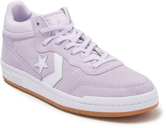 Converse Fastbreak Suede Mid Sneaker (Unisex)