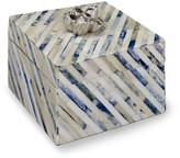Regina-Andrew Design Regina Andrew Design Indigo Stripe Small Box