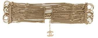 Chanel Multi-Strand Chain Belt