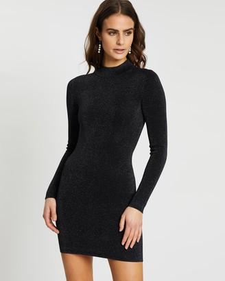 Bec & Bridge Electric Avenue Long Sleeve Mini Dress