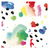Minted Watercolor Play Self-Launch Wrapping Paper