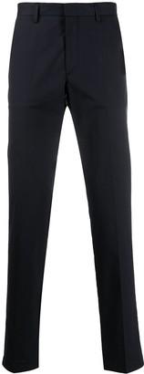 HUGO BOSS slim-fit straight trousers