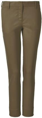 Winser London Cotton Straight Leg Trouser
