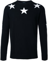 GUILD PRIME stars jumper - men - Cotton/Acrylic - 1