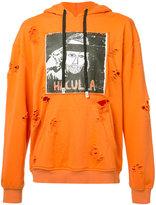 Haculla - printed hoodie - men - Cotton - S