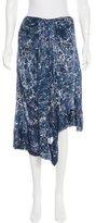 Zimmermann Tarot Silk Skirt w/ Tags