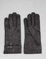 Belstaff Heyford Gloves Black