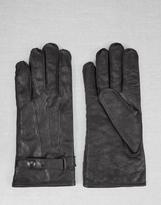 Belstaff Heyford Gloves Blackbrown