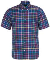 Eden Park Men's Short Sleeved Check Cotton Shirt