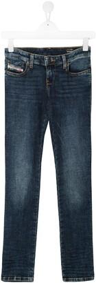Diesel TEEN Skinzee -Low-J skinny jeans