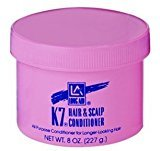 Key Stone Long Aid K7 Hair & Scalp Conditioner 8 OZ by Long Aid
