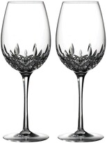 Waterford 'Lismore Essence' Lead Crystal Red Wine Goblet