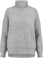 By Malene Birger Felt turtleneck sweater