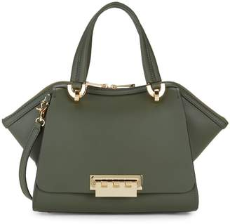 Green Leather Satchel Shopstyle