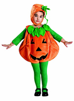 Rubie's Costume Co Green & Orange Jack-o'-Lantern Dress-Up Set - Kids