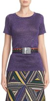 Missoni Metallic Tee